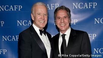 USA | Joe Biden und Anthony Blinken