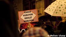 Symbolbild Türkei und Gewalt gegenüber Frauen