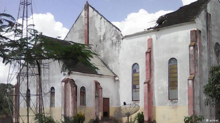 Mosambik Cabo Delgado |Terroranschlag | Kirche