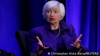 Νέο πνεύμα αναμένεται να εμφυσήσει στο υπουργείο Οικονομικών η Τζάνετ Γιέλεν