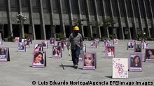 BdTD | Kolumbien Medellin | Gedenken vor dem Internationalen Tag zur Beseitigung von Gewalt gegen Frauen