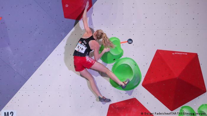 BdTD | Russland Moskau | Kletter-Europameisterschaft