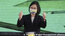 Taiwan startet Produktion neuer U-Boote | Präsidentin Tsai Ing-wen