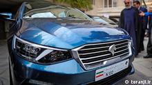Iran | Tara das neue Model vom iranischen Autohersteller Irankhodoro