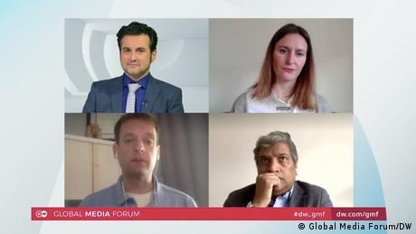 Global Media Forum   DW   Screenshots