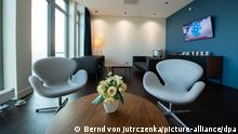 BdT mit Deutschlandbezug | Regierungsterminal am Flughafen BER
