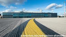 Правительственный терминал в аэропорту Берлин-Бранденбург (BER)