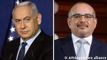 USA Washington | Besuch in Bahrain geplant | Benjamin Netanjahu