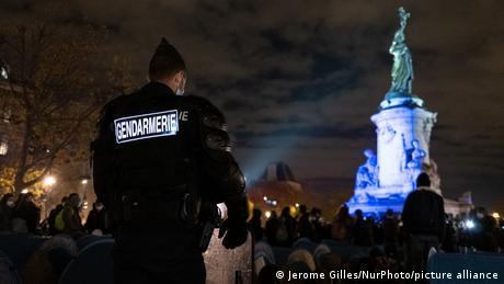 Μαύρος Γάλλος θύμα πρωτοφανούς αστυνομικής βίας