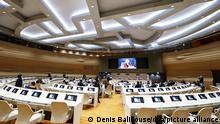 Schweiz | Online-Geberkonferenz für Afghanistan
