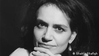 شهلا شفیق، نویسنده مقیم پاریس