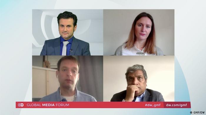 Global Media Forum | DW | Screenshots