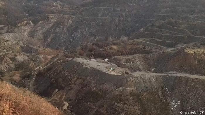 Lokacija u mestu Kiževak u opštini Raška na kojoj je pronađena masovna grobnica