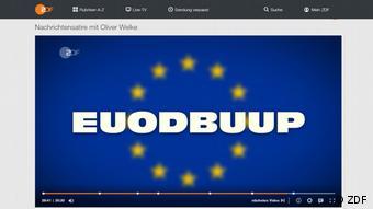 Screenshot Heute Show
