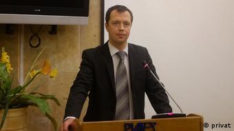 Борис Горецький.