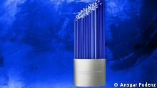 Trophäe des Deutschen Zukunftspreises 2020