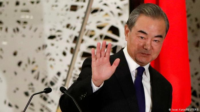 Japan Tokio | Wang Yi, Außenminister China