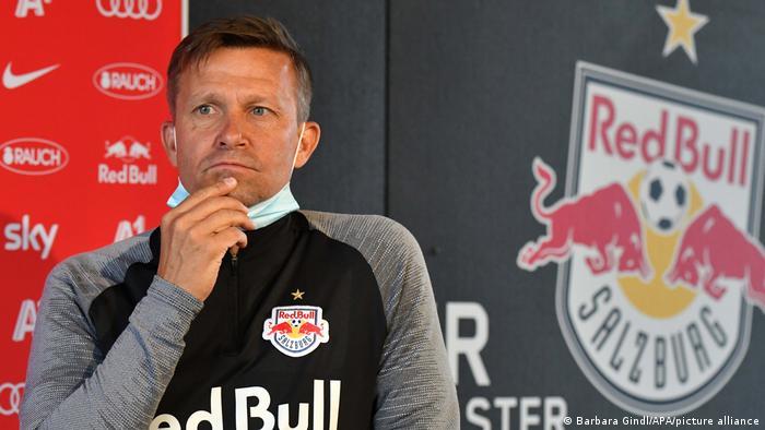 Jesse Marsch | Trainer FC Red Bull Salzburg