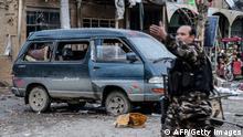 Afghanistan Bamiyan |Anschlag