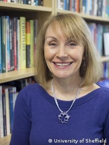 Jackie Harrison, University of Sheffield