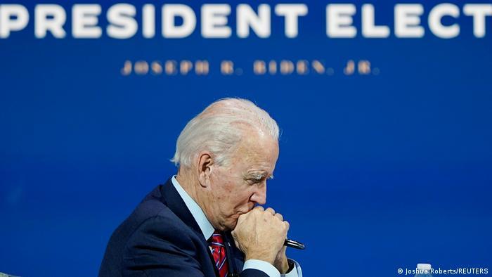 USA Wilmington, Delaware  Joe Biden, president-elect