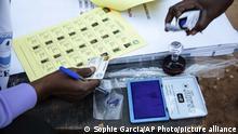 Burkina Faso Wahlen 2020 | Stimmabgabe