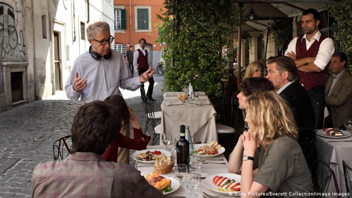 Italien Rom 2012 |Woody Allen (Sony Pictures / Courtesy Everett Collection)