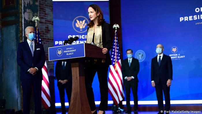 Ulusal İstihbarat Direktörlüğü görevine getirilen Avril Haines