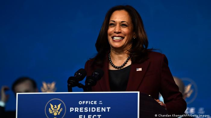 USA Wilmington, Delaware |Joe Biden, Vorstellung Team |Kamala Harris