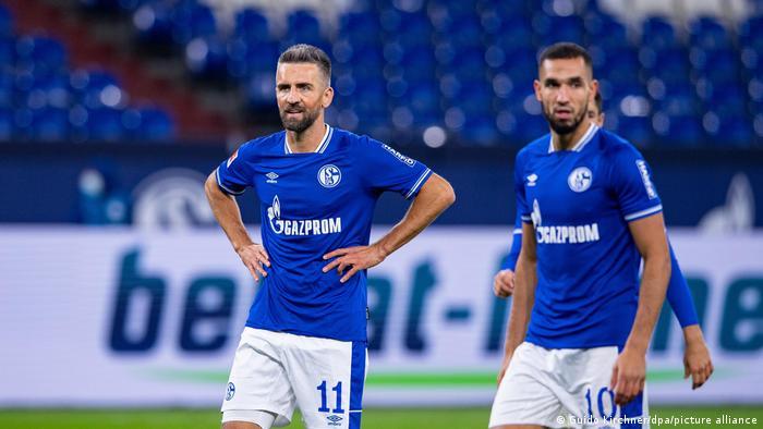 Fußball Bundesliga |FC Schalke 04 | Ibisevic und Bentaleb