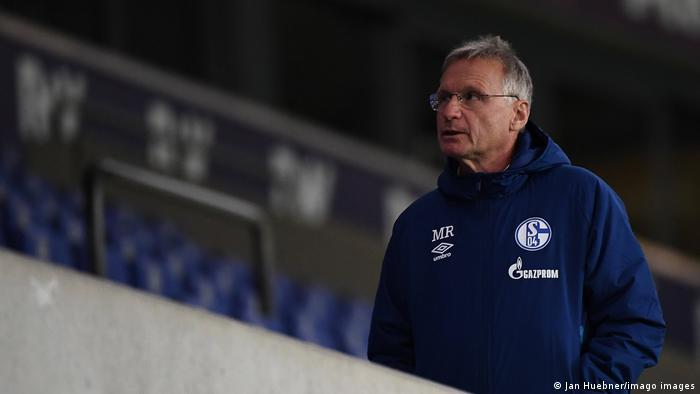 Fußball Bundesliga |FC Schalke 04 | Michael Reschke