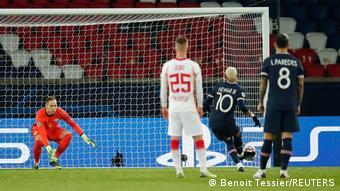 UEFA Champions League  Paris St. Germain vs. RB Leipzig   1. TOR Paris
