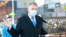 Rumänien | Präsident Klaus Iohannis