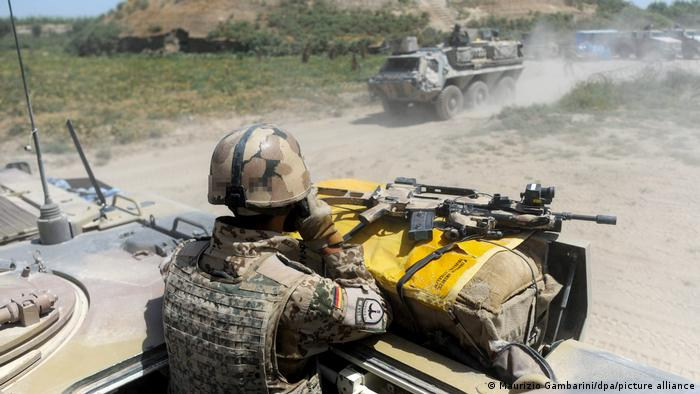 Военные бундесвера в Афганистане