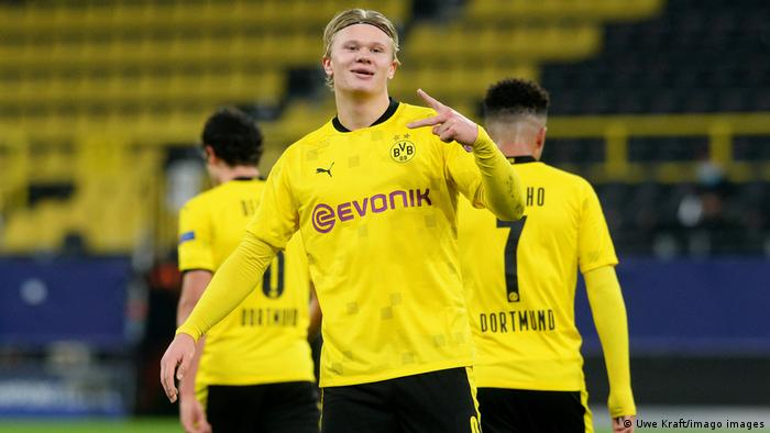 Fußball Champions League Borussia Dortmund - FC Brügge - 3:0