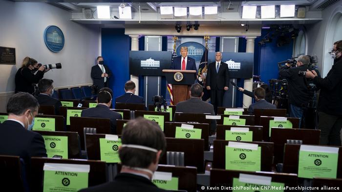 USA | PK | Präsident Donald Trump