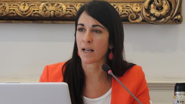 Mariela Labozzetta, fiscal de la Unidad Fiscal Especializada en Violencia contra las Mujeres del Ministerio Público Fiscal de Argentina.