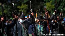 Guatemala   Anti-Regierungs-Proteste   Guatemala City