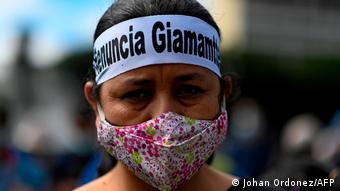 Guatemala | Anti-Regierungs-Proteste | Guatemala City