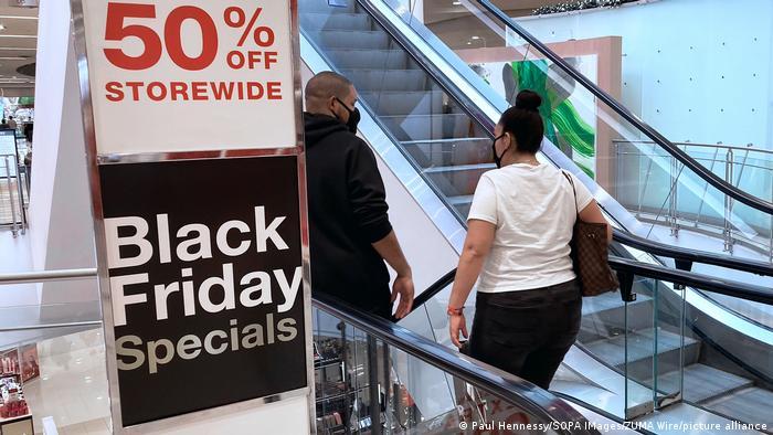 USA Orlando Black Friday Shopping