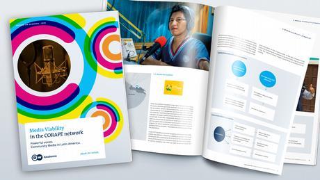 DW Akademie Mockup | Publikation