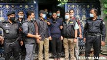 21.11.2020 Monir Khan, popularly known as Golden Monir, was arrested on Saturday (21.11.20) in Dhaka over possession of illegal firearms, foreign currencies and drugs.