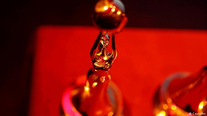 The Aurica, the trophy for the Cultural Brand Awards