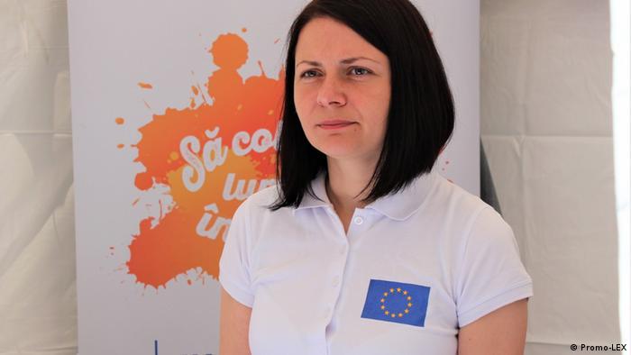Lilia Potîng, avocat la Asociaţia Promo-LEX