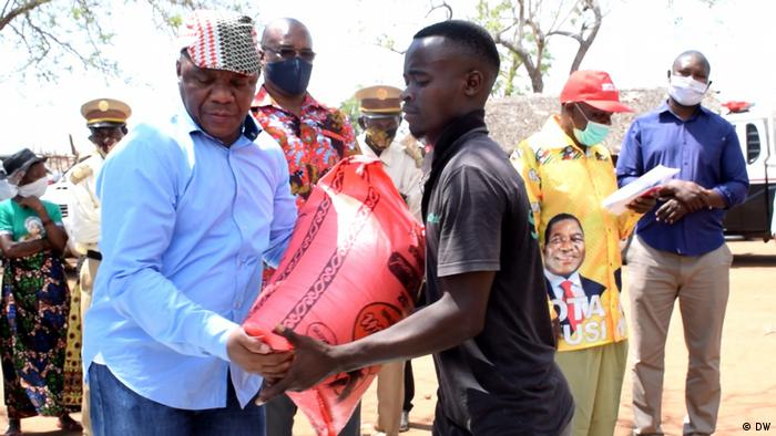 Mosambik Valigy Tauabo