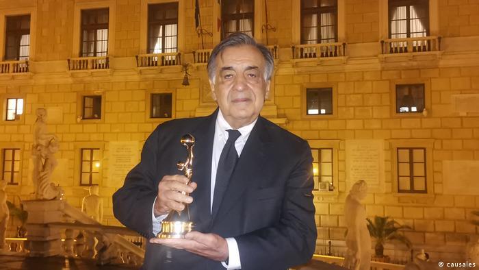 Leoluca Orlando, Bürgermeister von Palermo