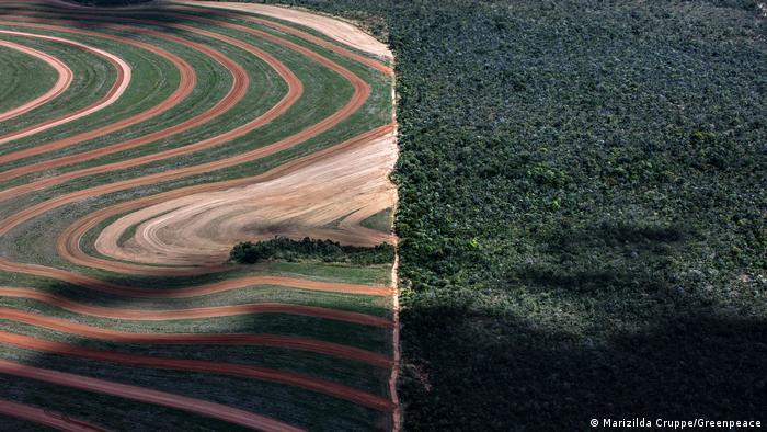 Avanço do agronegócio na região da Matopiba