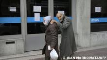 Argentinien Nationale Verwaltung für soziale Sicherheit ANSES