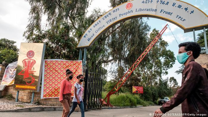 Äthiopien Tigray | Hauptstadt Mekele | TPLF-Zentrale