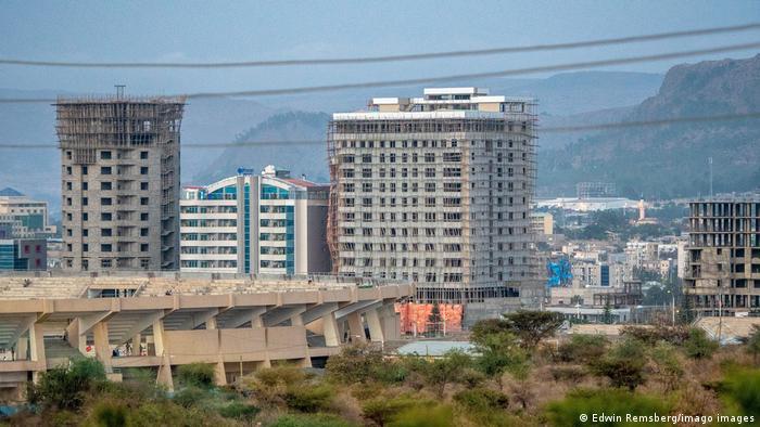 Mji mkuu wa jimbo la Tigray, Mekele